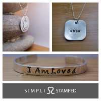 Simpli Stamped Jewelry